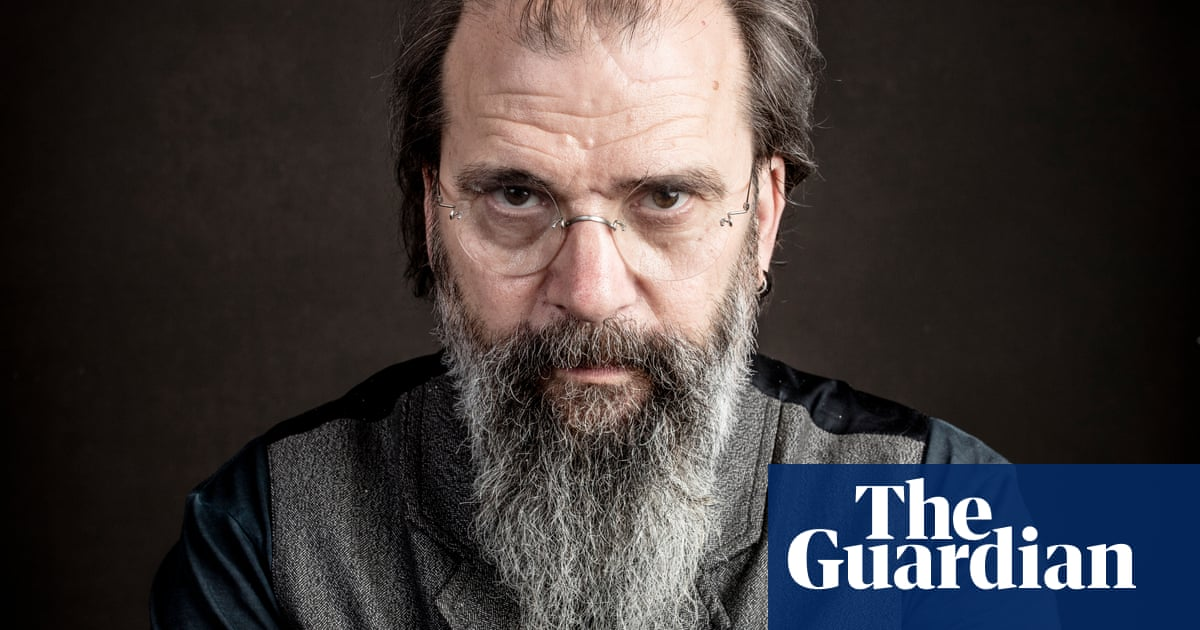 Steve Earle: 'My wife left me for a younger, skinnier, less