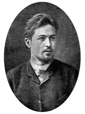 Anton Chekhov: 'Medicine is my lawful wife, and literature is my mistress.'