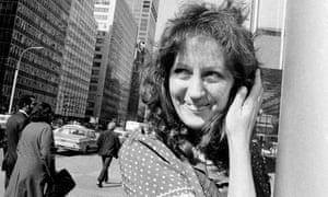 Germaine Greer in New York, 1971. Photograph: AP Photo/Marty Lederhandler