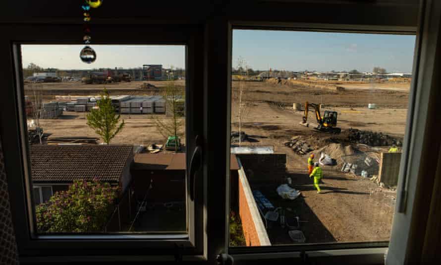 The Southall Waterside development run by Berkeley Group