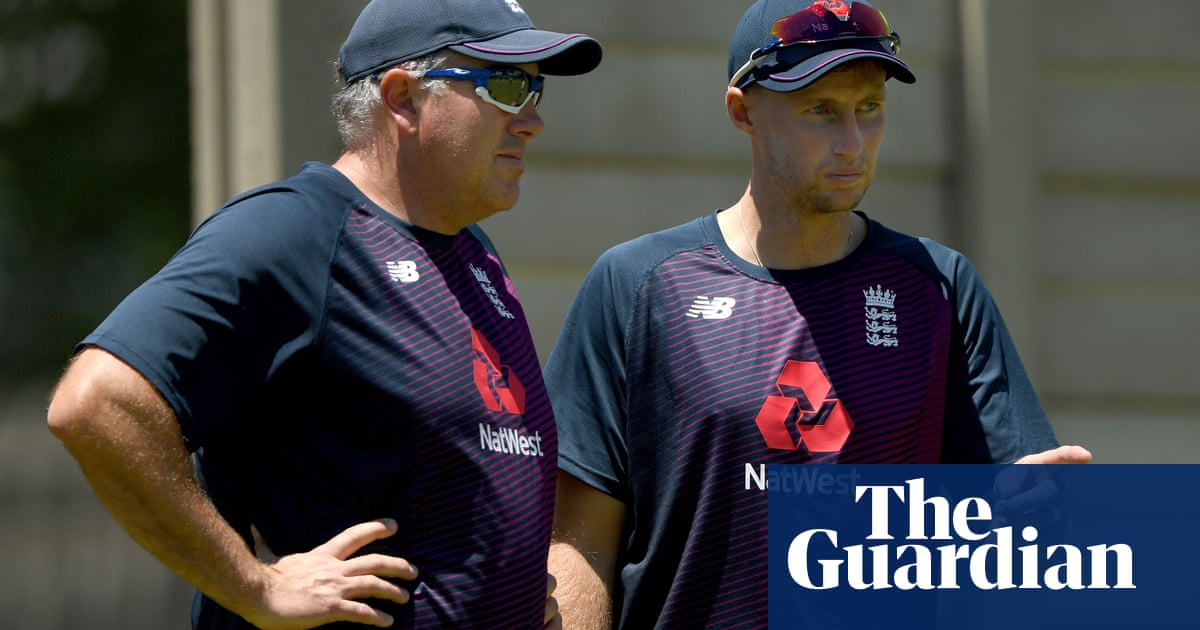 Big series win for England vindicates Chris Silverwood's fresh approach | Vic Marks