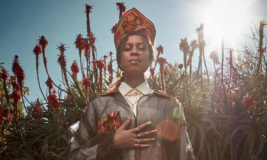 Pop singer Aluna Francis, a board observer for Featured Artists Coalition.