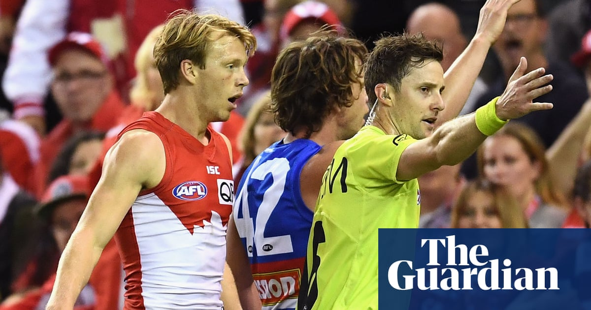 Confusion over AFL rules a byproduct of policy on the run | Russell