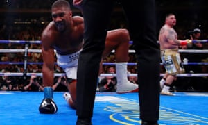 Anthony Joshua says he did not take Andy Ruiz Jr too lightly in the surprise defeat in June.
