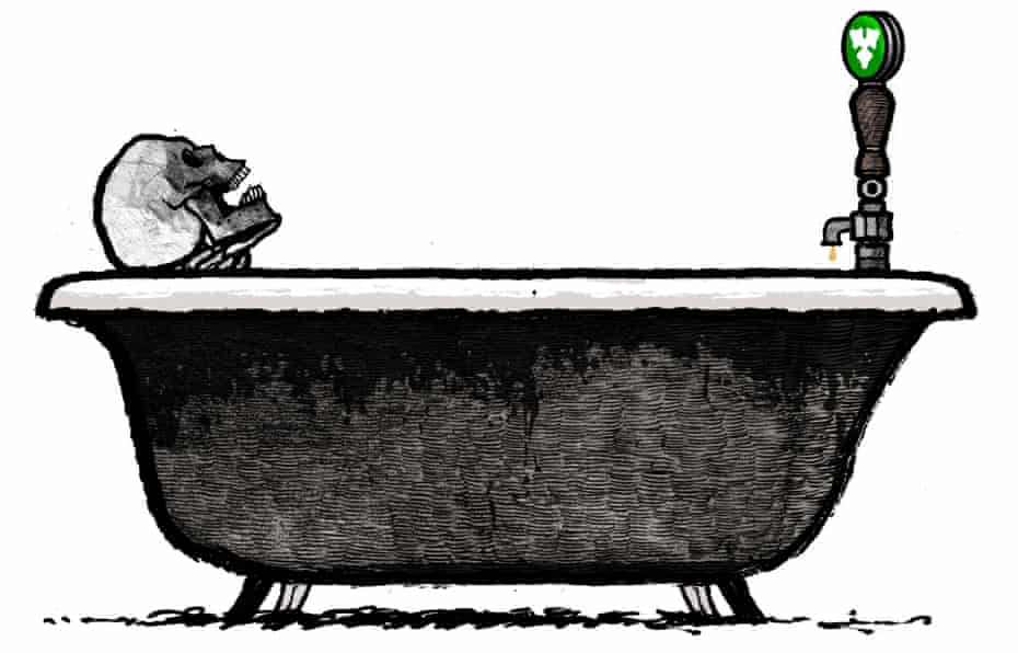 Illustration by David Foldvari.