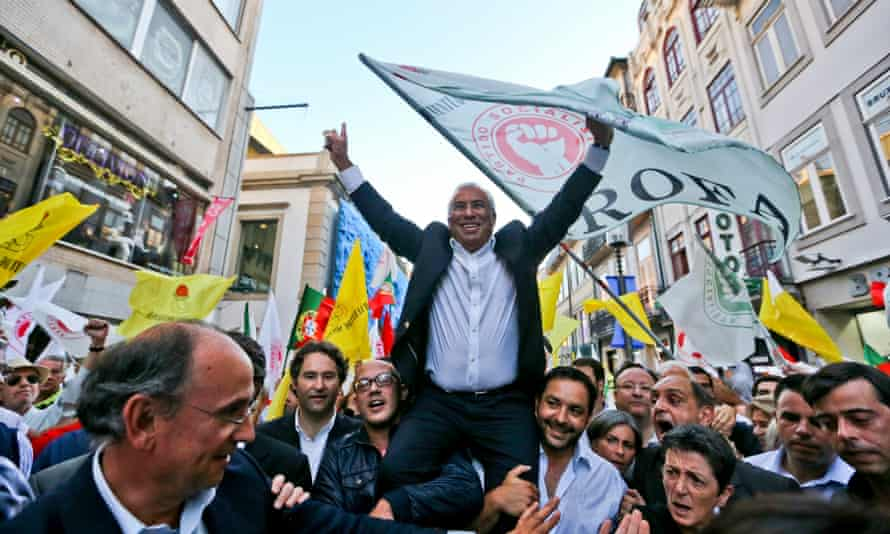 António Costa has failed to establish a lead for the socialists
