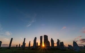 Ancient history winner Callanish stone circle by David Ross