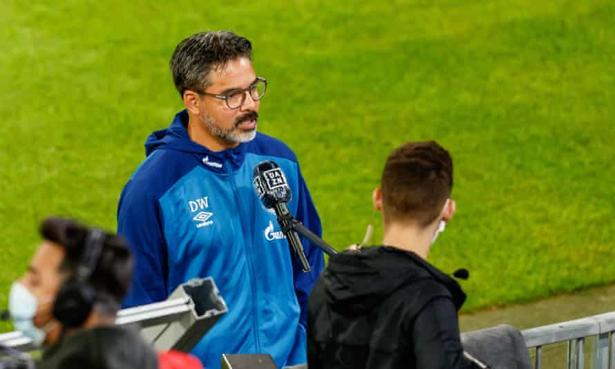 David Wagner was unable to turn things around at struggling Schalke.