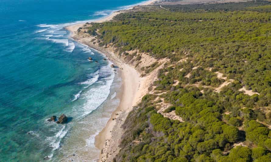 Playa de los Baños de Claudia