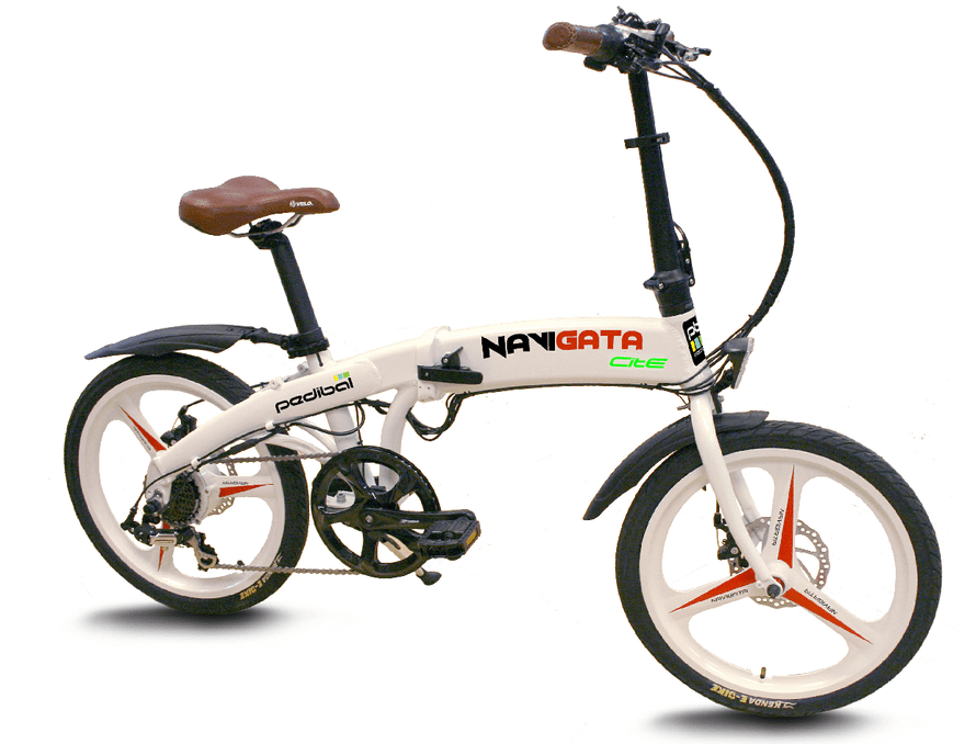 Pedibal Navigata folding electric bike