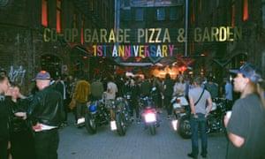 St Petersburg Co-op Garage Courtesy of Calvert 2 Foundation