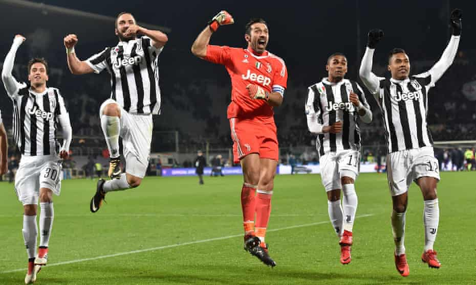 Juventus have been on a remarkable run in recent months.
