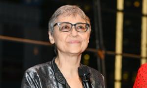 Sigrid Nunez at the Ucross Foundation's Inaugural New York Gala