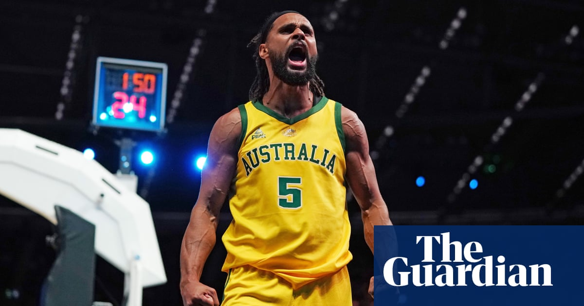 No excuses for Australia's Boomers as they aim for first Basketball World Cup medal