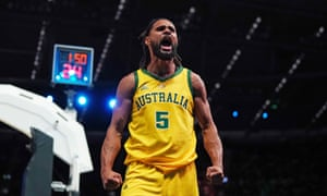 No excuses for Australia's Boomers as they aim for first