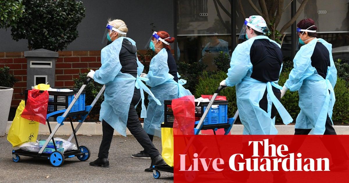 Coronavirus Australia live update: Victoria records three more Covid cases amid speculation over lockdown extension – The Guardian