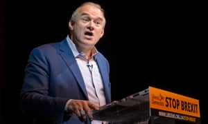 Sir Ed Davey, who has launched his campaign to succeed Sir Vince Cable as leader of the Liberal Democrats.