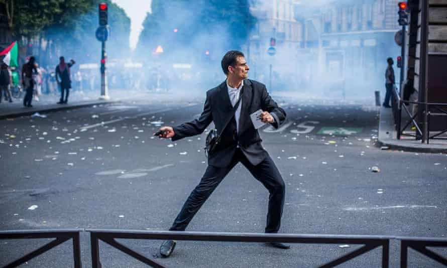 Protests: a French way of life.