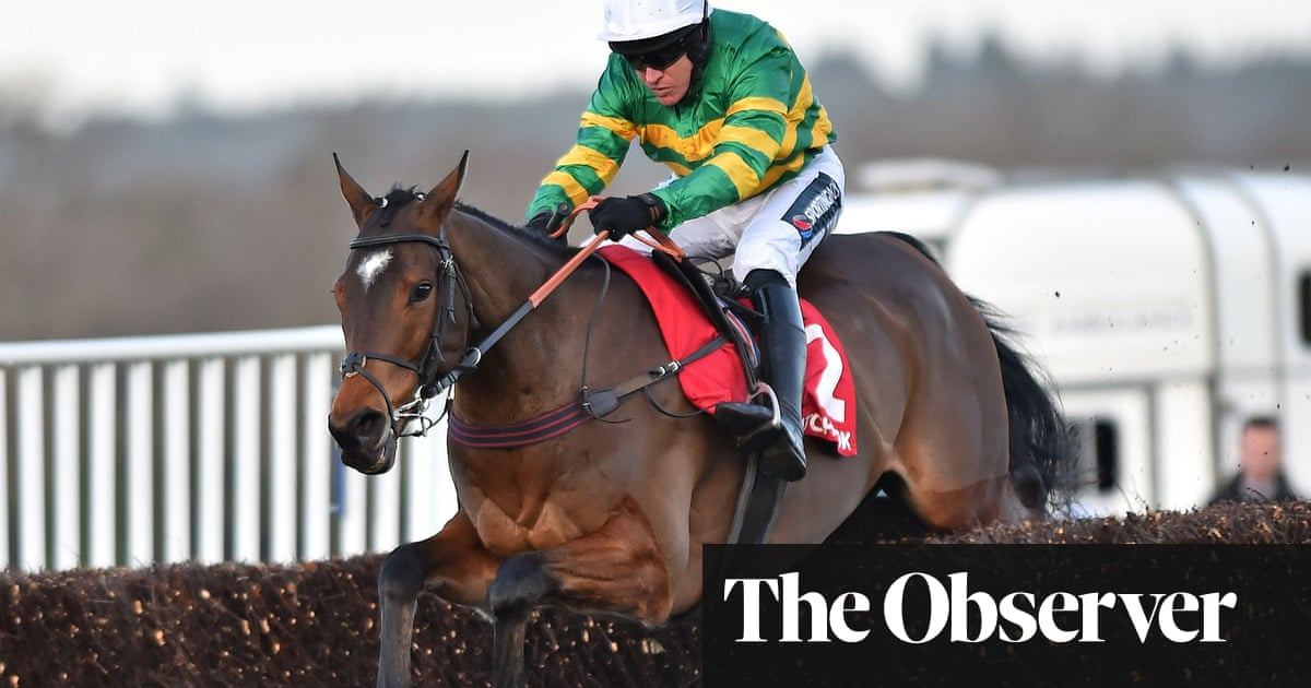 Defi Du Seuil powers to victory in Ascot's Clarence House Chase