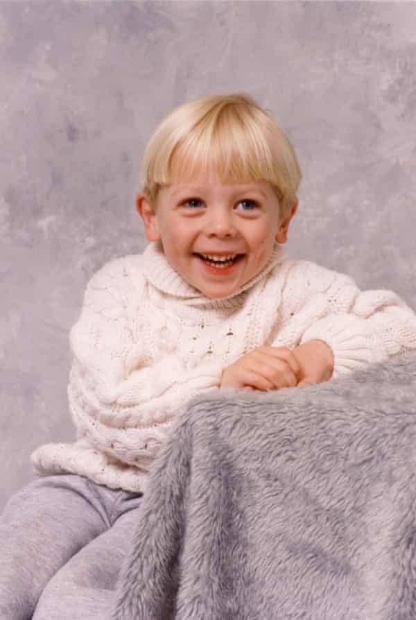Jamie Duffy, who was found in a hospital car park as an infant