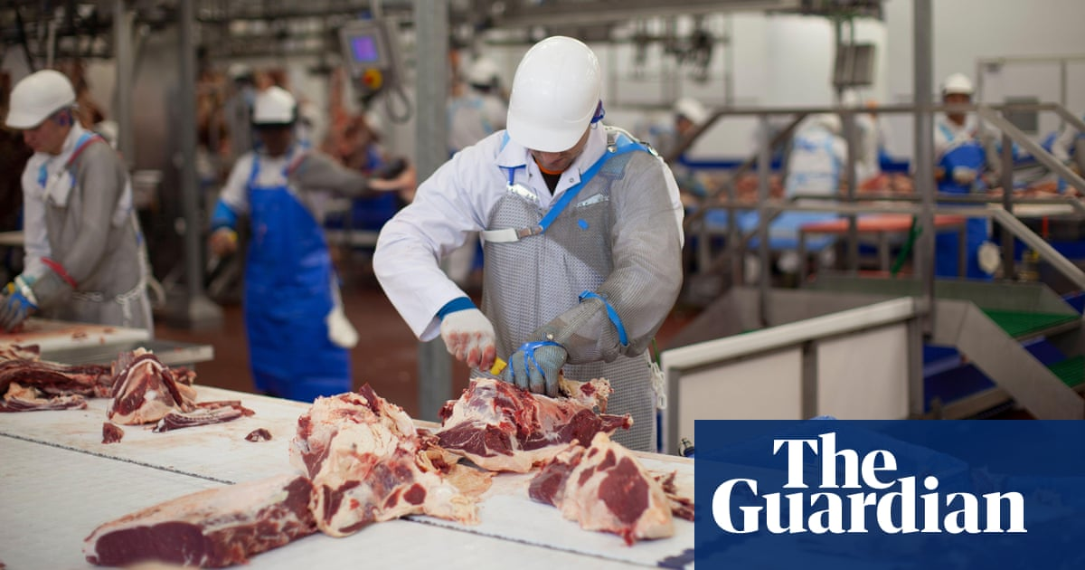 UK food firms beg ministers to let them use prisoners to ease labour shortages