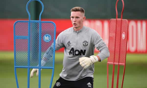 Dean Henderson Aiming To Oust David De Gea As Manchester United S Keeper Football The Guardian