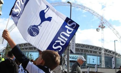 Tottenham Hotspur v Swansea City: Premier League – live!