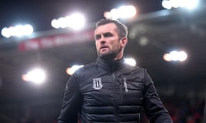 Nathan Jones has been sacked as manager of Stoke City.
