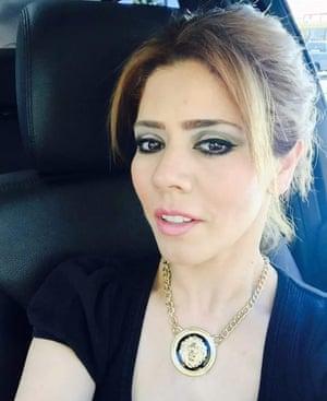 Rosa Isela Guzmán Ortiz.