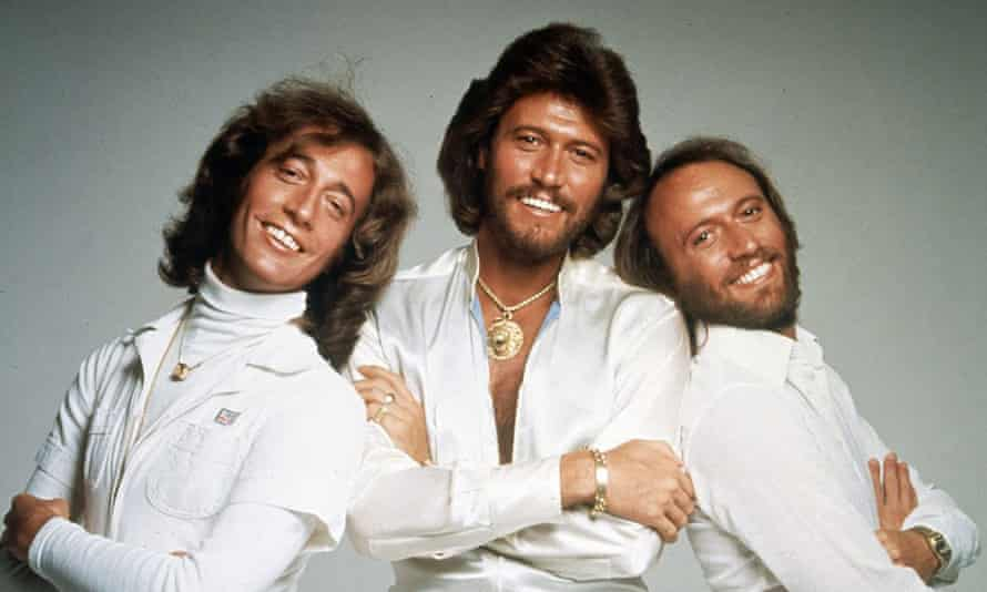 Lost the camaraderie ... The Bee Gees: How Can You Mend a Broken Heart.