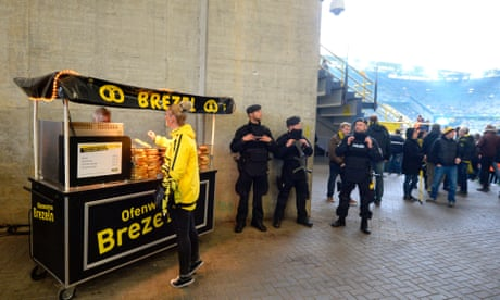 Dortmund bombs highlight challenge of combating modern terrorism acts