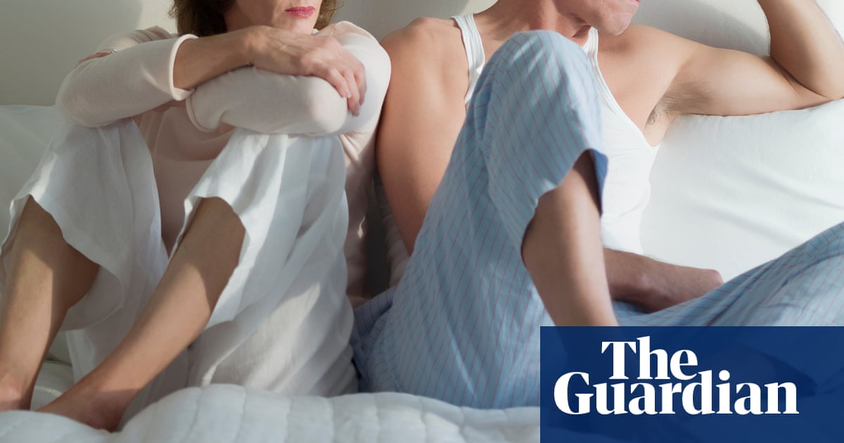 Tears, honesty and flirty games: how we escaped our married sex rut