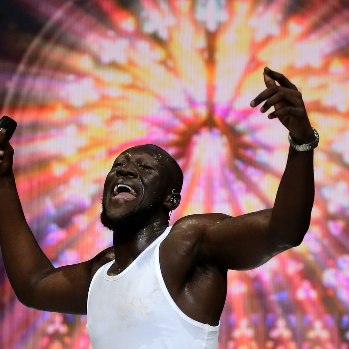 Stormzy S New Album Tops Charts Hours After Release Music The Guardian