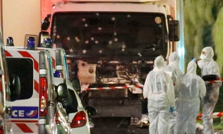 'The Nice truck driver Mohamed Lahouaiej-Bouhlel was clearly not troubled by the humanity of those unfortunates who perished under the wheels of his truck.'