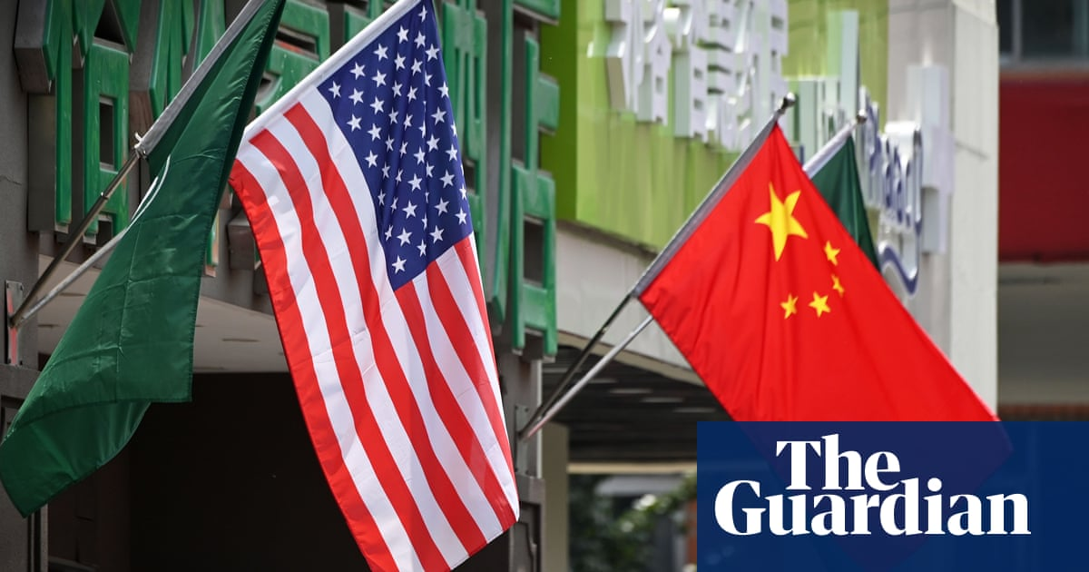 China rushes through law to counter US and EU sanctions