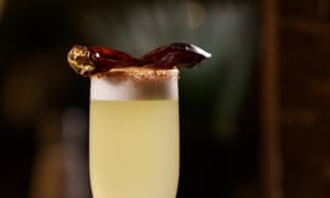 While the origins of the pisco sour are hotly debated, there's no denying it's delicious.