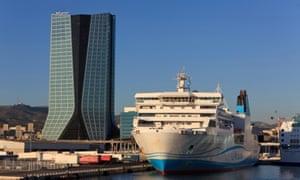 Zaha Hadid's Tour French Line
