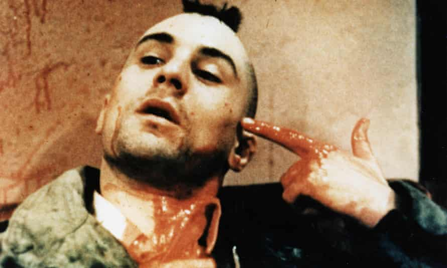 Taxi Driver's blood-drenched finale.