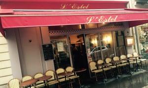 Exterior of L'Estel, Paris.