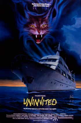 The cat from Uninvited.