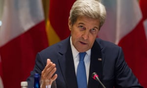 Former US secretary of state John Kerry has said the world is not doing near enough to avoid the worst of climate change.