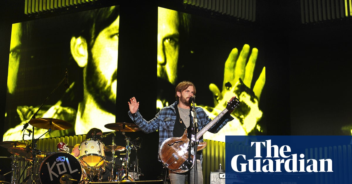 Kings Of Leon To Kanye West The Cringiest Festival Tv Moments