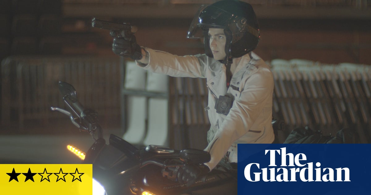 Vanquish review – Ruby Rose slugs it out on a motorbike