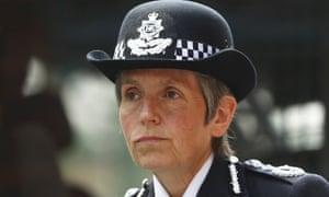 Cressida Dick, the Metropolitan police commissioner