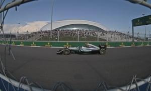 Nico Rosberg winning F1's Russian Grand Prix