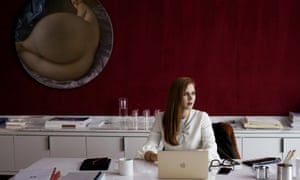 'Expensive copper curtain of a coiffure': Amy Adams in Tom Ford's Nocturnal Animals