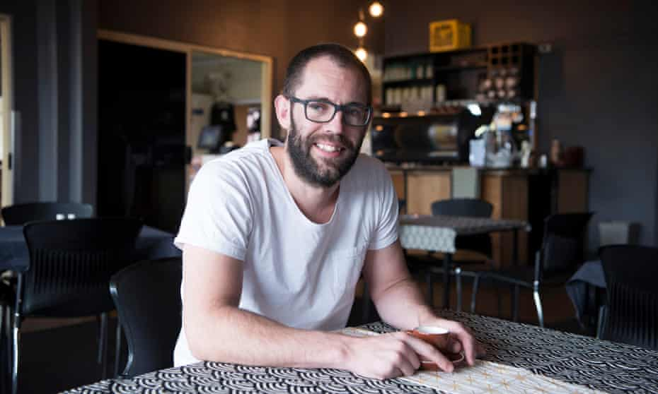 Charlie Raynor owns the Inveresk Tavern in Launceston, Tasmania. He hosts the community kitchen on Sundays run by volunteers from different migrant groups.