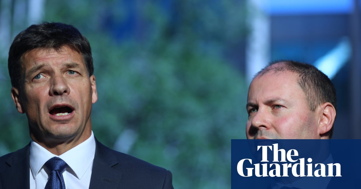 Angus Taylor met with environment department even as it investigated company he part-owns