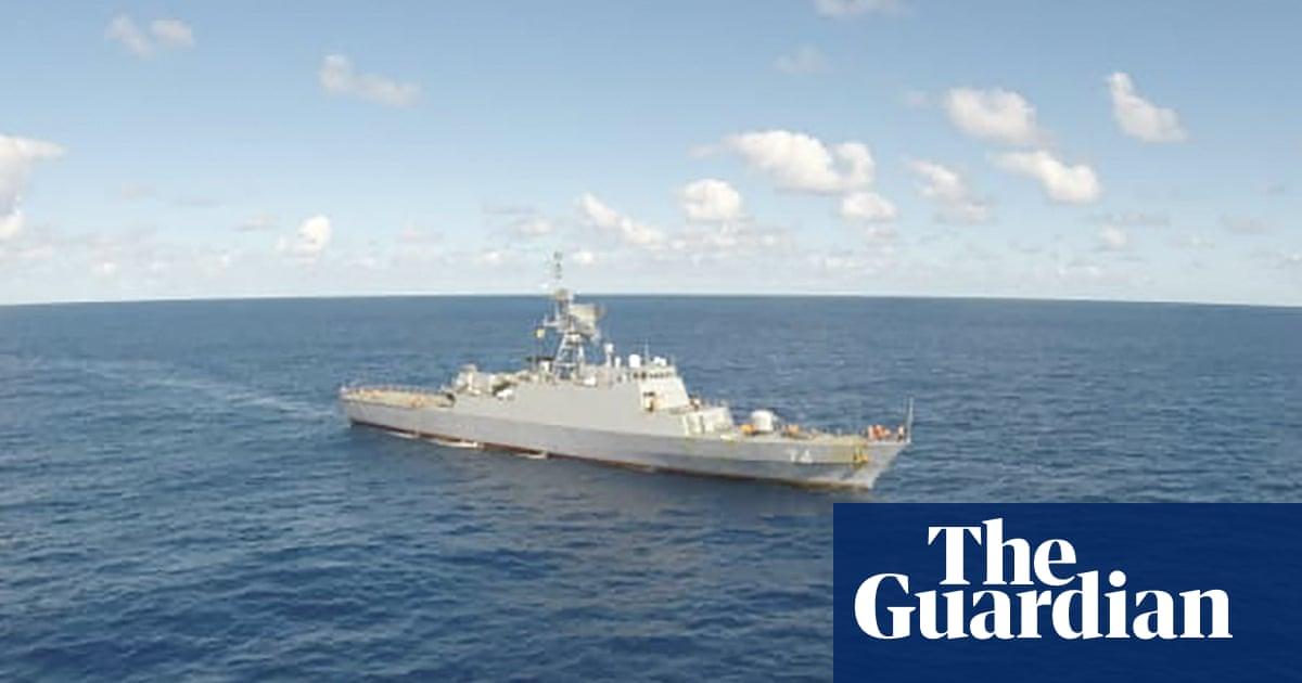 Iran sends warship on rare Atlantic mission amid Venezuela speculation