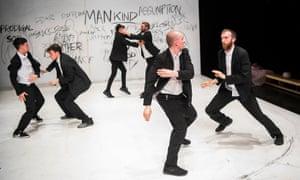 Shut Down by Vincent Dance Theatre.